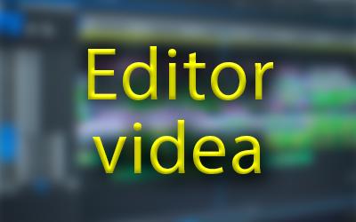 Editor videa